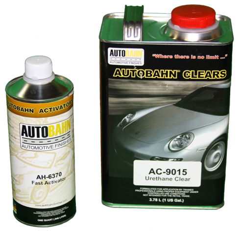 Colormatch a leading auto paint distributor to auto body for Autobahn body and paint